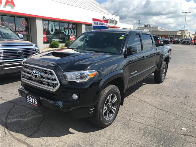 2016 Toyota Tacoma  (Stk: 1909271) in Cambridge - Image 2 of 15