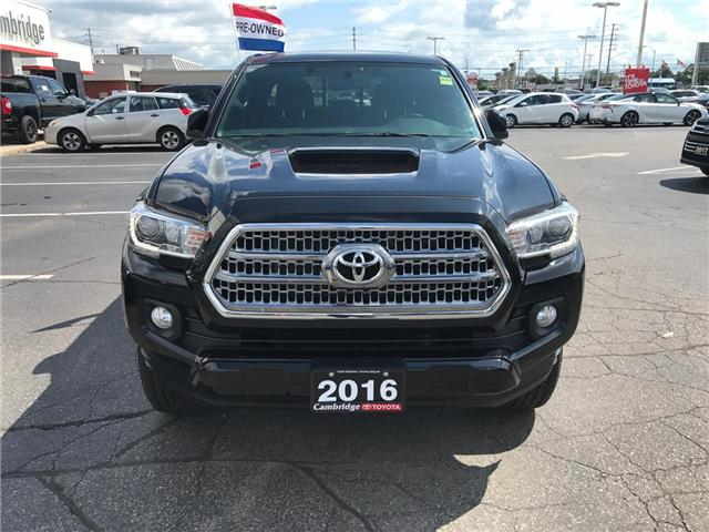 2016 Toyota Tacoma  (Stk: 1909271) in Cambridge - Image 3 of 15