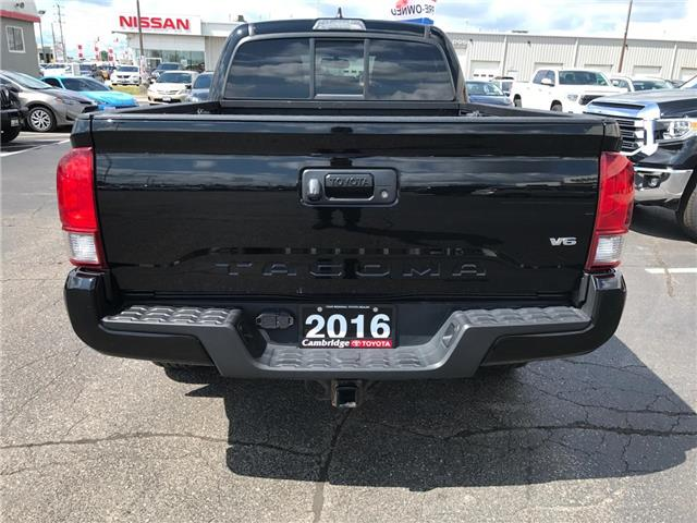 2016 Toyota Tacoma  (Stk: 1909271) in Cambridge - Image 6 of 15