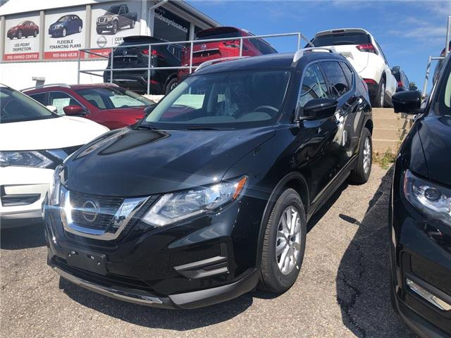 2020 Nissan Rogue S (Stk: LC704409) in Whitby - Image 1 of 4