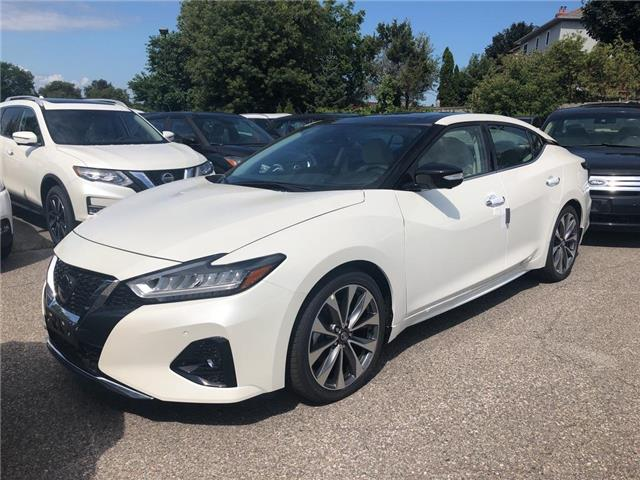 2019 Nissan Maxima Platinum (Stk: KC383906) in Whitby - Image 1 of 5