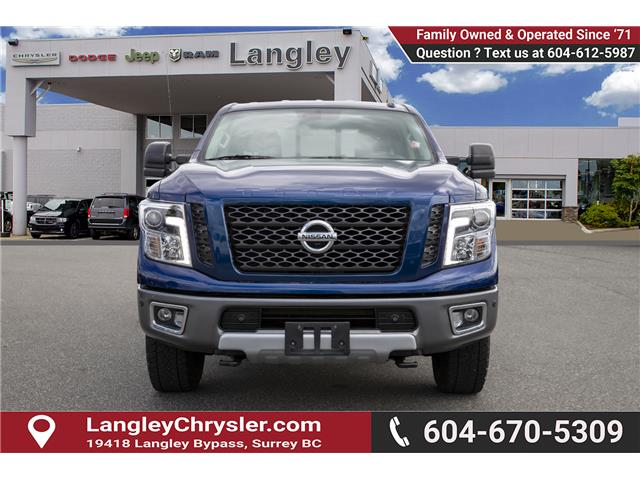 2016 Nissan Titan XD PRO-4X Gas (Stk: EE910500) in Surrey - Image 2 of 29
