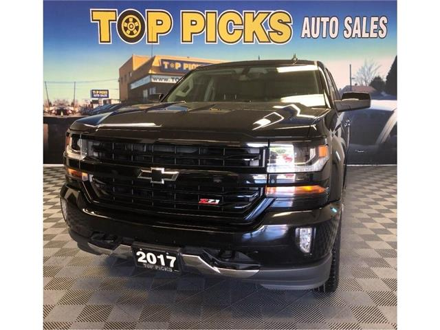 2017 Chevrolet Silverado 1500 LT (Stk: 104750) in NORTH BAY - Image 1 of 28