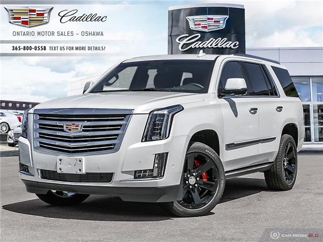 2019 Cadillac Escalade Platinum (Stk: T9343346) in Oshawa - Image 1 of 19