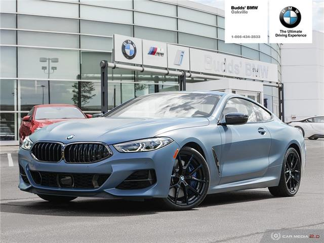 2019 BMW M850 i xDrive (Stk: B701367) in Oakville - Image 1 of 28