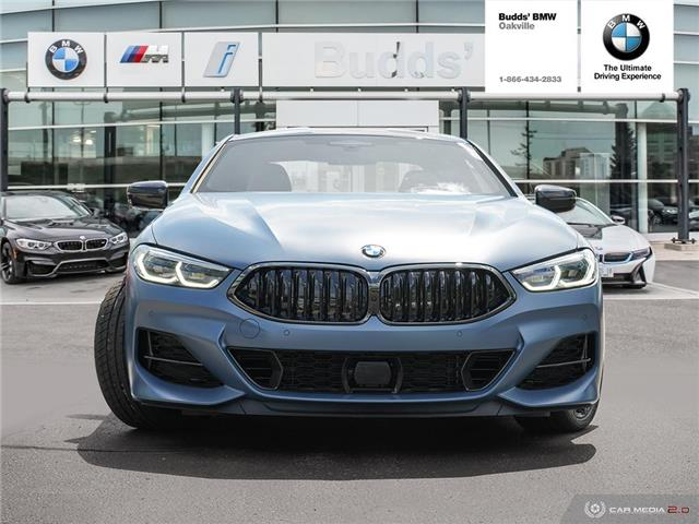 2019 BMW M850 i xDrive (Stk: B701367) in Oakville - Image 2 of 28