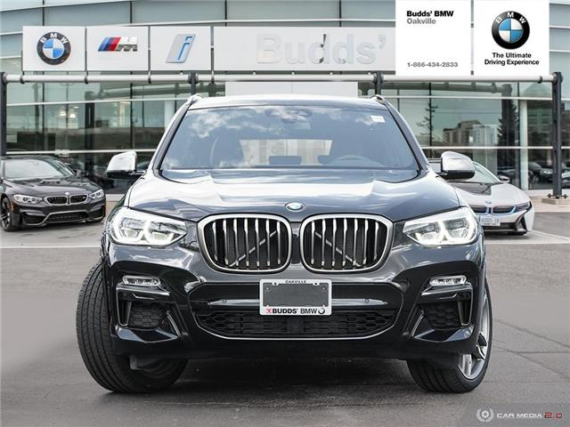 2019 BMW X3 M40i (Stk: T675092) in Oakville - Image 2 of 27