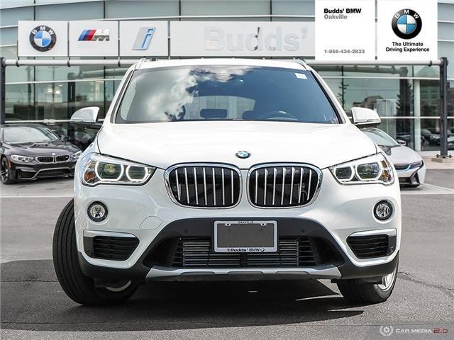 2019 BMW X1 xDrive28i (Stk: T698675) in Oakville - Image 2 of 27