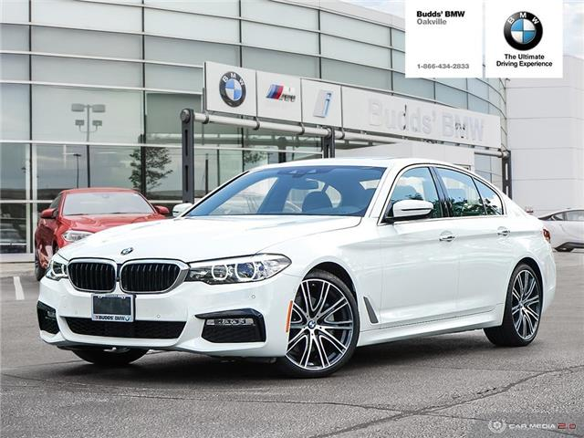2018 BMW 540i xDrive (Stk: B915734D) in Oakville - Image 1 of 27