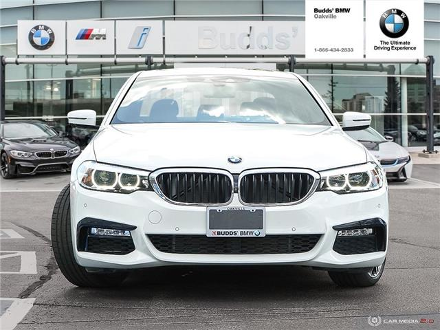 2018 BMW 540i xDrive (Stk: B915734D) in Oakville - Image 2 of 27