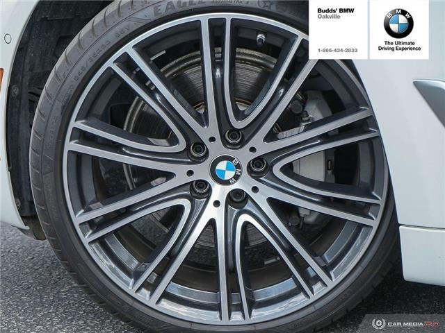 2018 BMW 540i xDrive (Stk: B915734D) in Oakville - Image 6 of 27