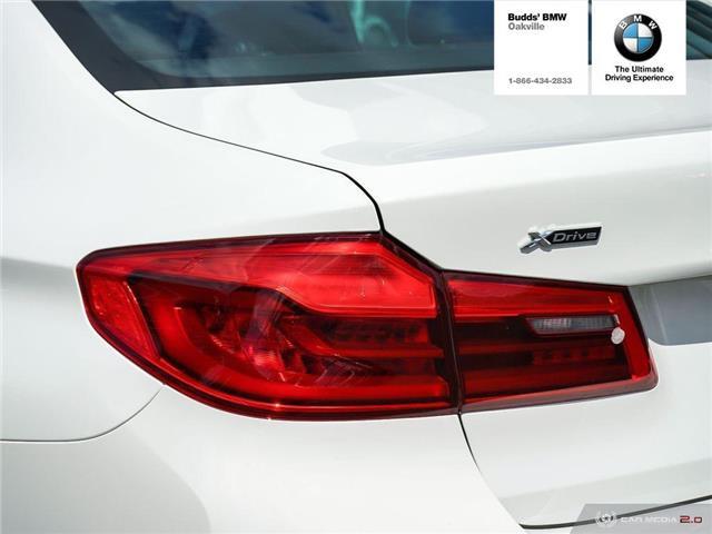 2018 BMW 540i xDrive (Stk: B915734D) in Oakville - Image 11 of 27