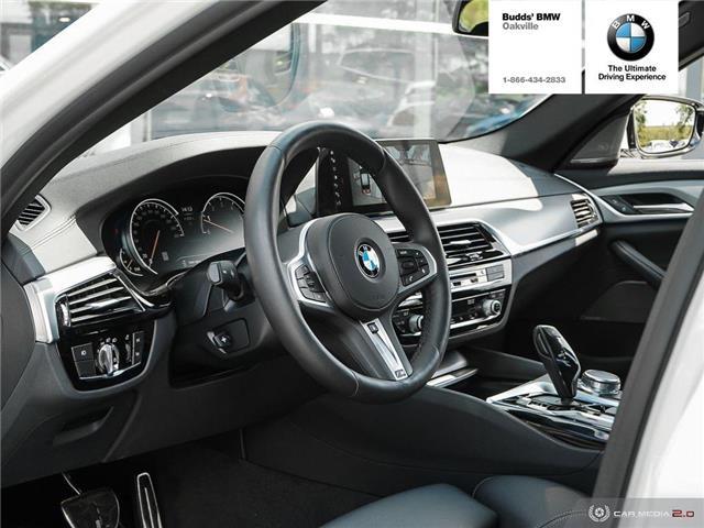 2018 BMW 540i xDrive (Stk: B915734D) in Oakville - Image 12 of 27