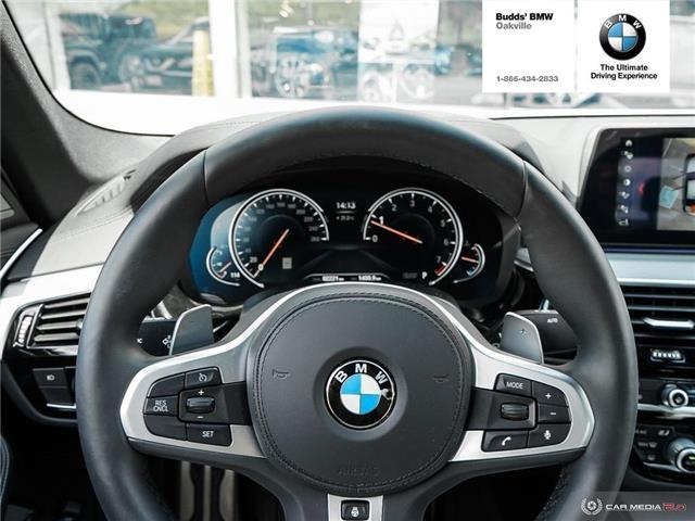 2018 BMW 540i xDrive (Stk: B915734D) in Oakville - Image 13 of 27
