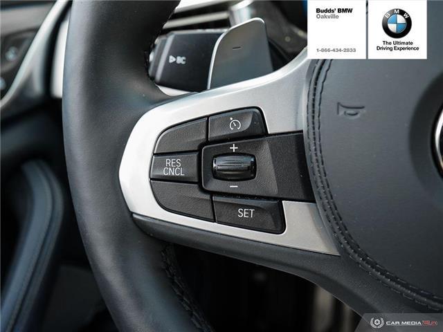 2018 BMW 540i xDrive (Stk: B915734D) in Oakville - Image 17 of 27