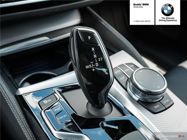 2018 BMW 540i xDrive (Stk: B915734D) in Oakville - Image 18 of 27