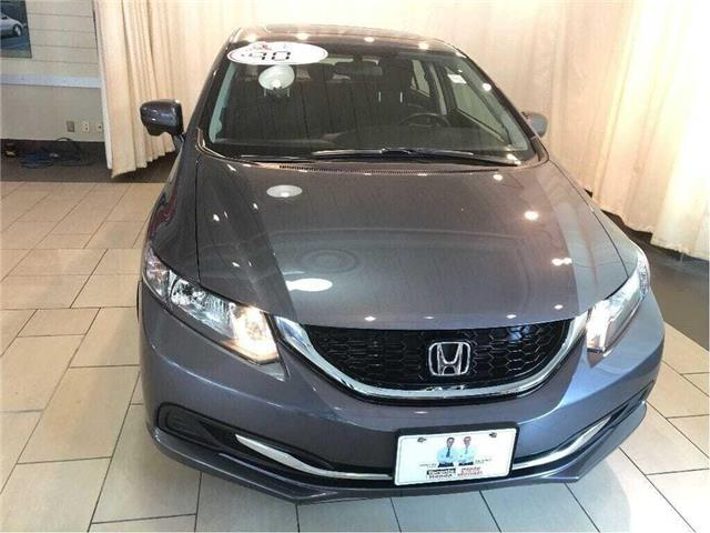 2015 Honda Civic EX (Stk: 39364) in Toronto - Image 2 of 28