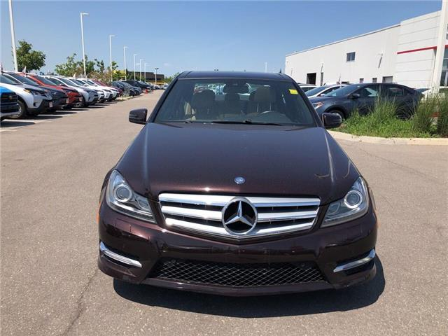 2012 Mercedes-Benz C-Class Base (Stk: 72267A) in Mississauga - Image 2 of 20