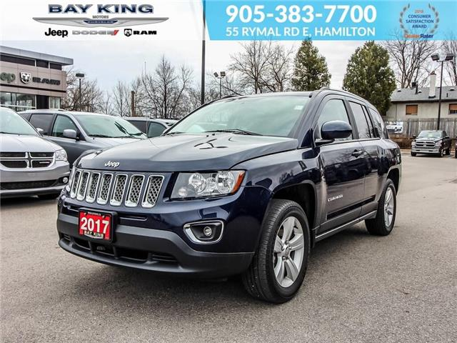 2017 Jeep Compass Sport/North (Stk: 6782R) in Hamilton - Image 1 of 22