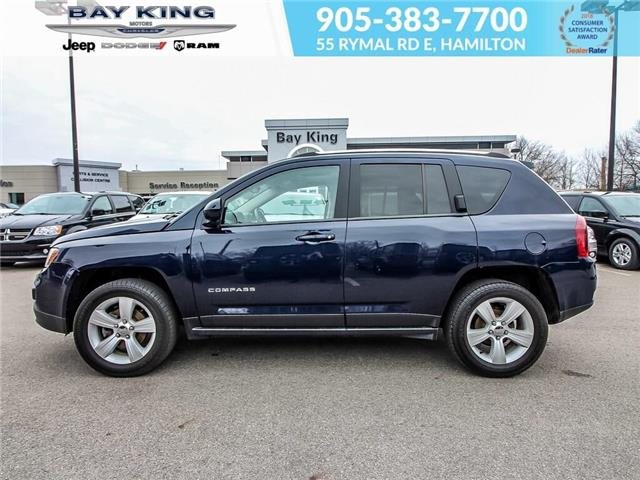 2017 Jeep Compass Sport/North (Stk: 6782R) in Hamilton - Image 3 of 22