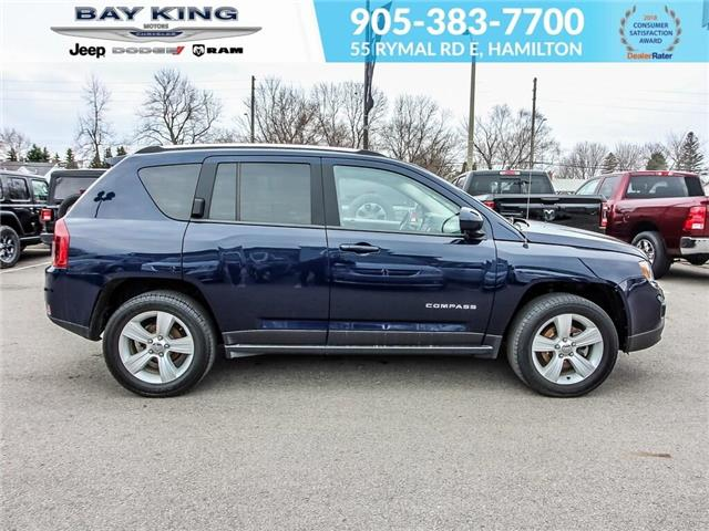 2017 Jeep Compass Sport/North (Stk: 6782R) in Hamilton - Image 19 of 22