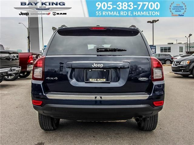2017 Jeep Compass Sport/North (Stk: 6782R) in Hamilton - Image 20 of 22