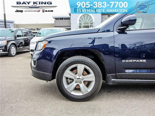 2017 Jeep Compass Sport/North (Stk: 6782R) in Hamilton - Image 22 of 22
