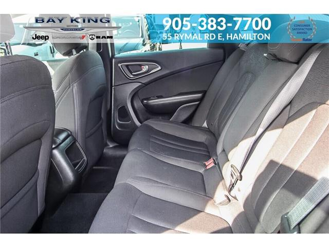 2015 Chrysler 200 Limited (Stk: 197644A) in Hamilton - Image 15 of 21