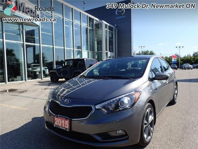 2015 Kia Forte EX (Stk: 41223A) in Newmarket - Image 1 of 30
