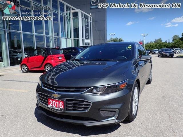 2016 Chevrolet Malibu LT (Stk: 14262) in Newmarket - Image 1 of 30