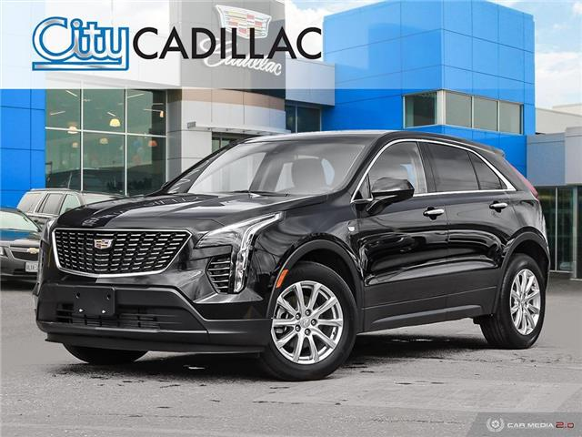 2019 Cadillac XT4 Luxury (Stk: 2957707D) in Toronto - Image 1 of 27