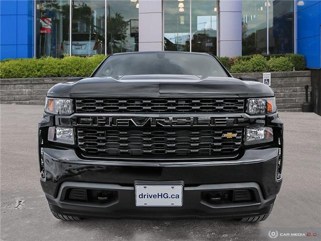2019 Chevrolet Silverado 1500 Silverado Custom (Stk: 2925528) in Toronto - Image 2 of 26