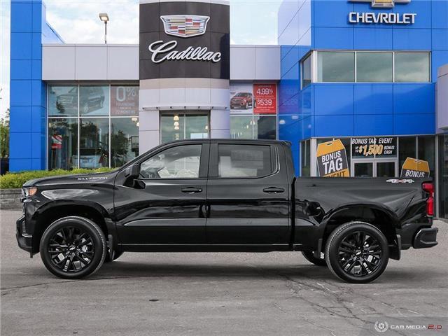 2019 Chevrolet Silverado 1500 Silverado Custom (Stk: 2925528) in Toronto - Image 3 of 26