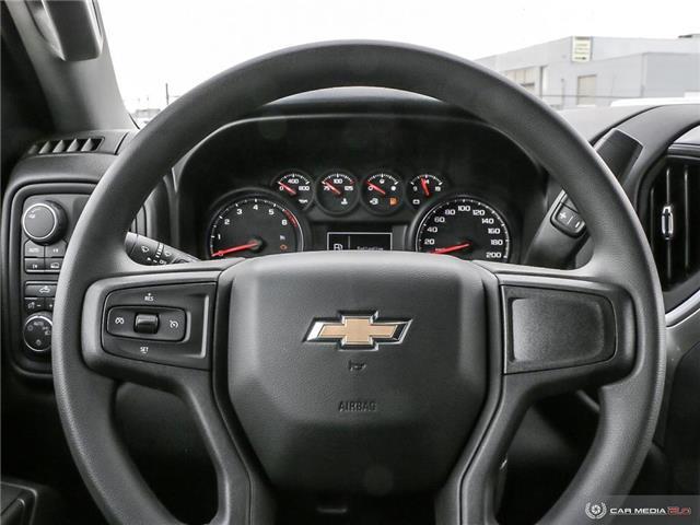 2019 Chevrolet Silverado 1500 Silverado Custom (Stk: 2925528) in Toronto - Image 14 of 26