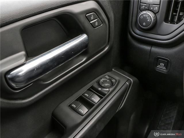 2019 Chevrolet Silverado 1500 Silverado Custom (Stk: 2925528) in Toronto - Image 17 of 26