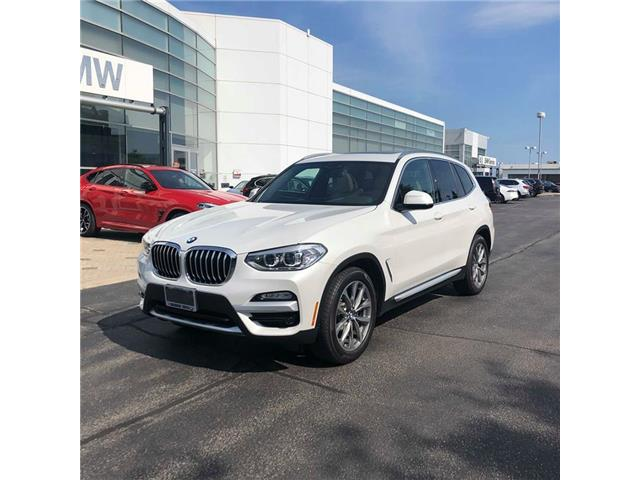 2018 BMW X3 xDrive30i (Stk: DB5729) in Oakville - Image 1 of 10