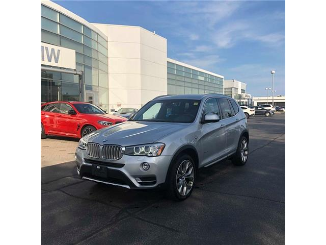 2016 BMW X3 xDrive28i (Stk: DB5735) in Oakville - Image 1 of 10