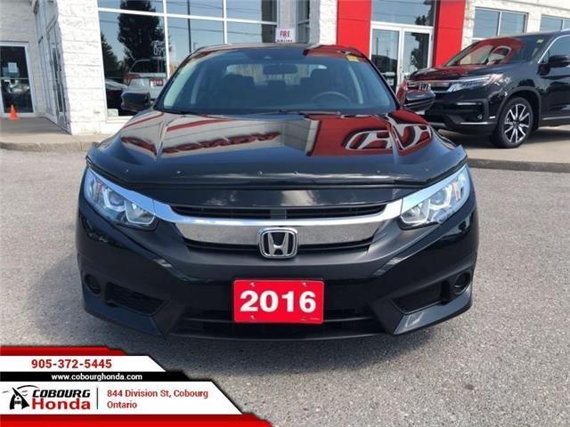2016 Honda Civic EX (Stk: 19411A) in Cobourg - Image 2 of 20