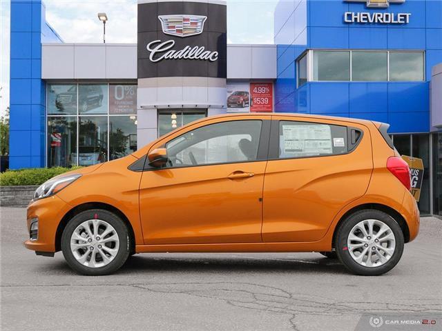2019 Chevrolet Spark 1LT Manual (Stk: 2936552) in Toronto - Image 3 of 27