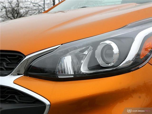 2019 Chevrolet Spark 1LT Manual (Stk: 2936552) in Toronto - Image 10 of 27