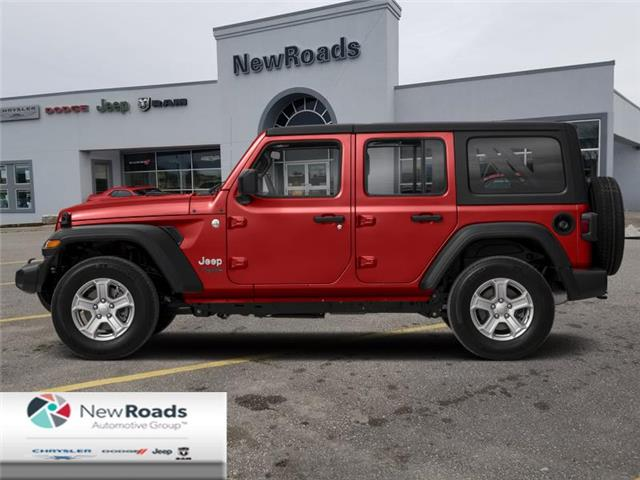 2019 Jeep Wrangler Unlimited Sahara (Stk: W19027) in Newmarket - Image 1 of 1