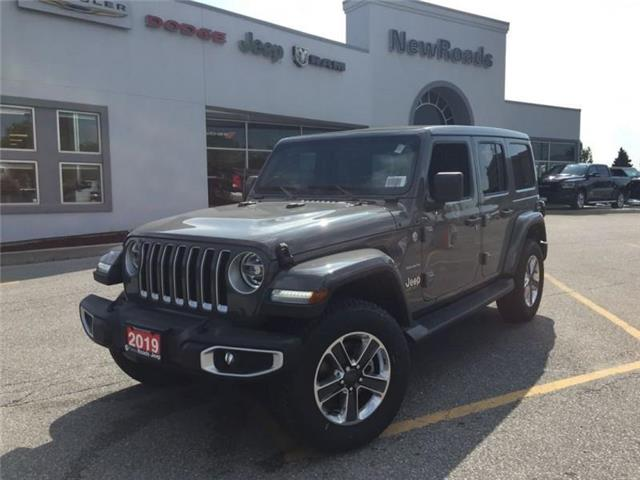2019 Jeep Wrangler Unlimited 28G (Stk: W19200) in Newmarket - Image 1 of 22