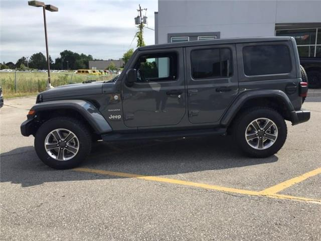 2019 Jeep Wrangler Unlimited 28G (Stk: W19200) in Newmarket - Image 2 of 22