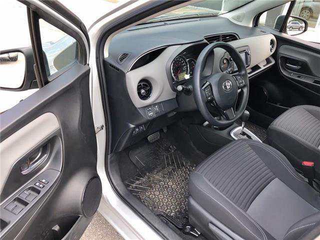 2018 Toyota Yaris LE (Stk: 202025A) in Burlington - Image 11 of 18