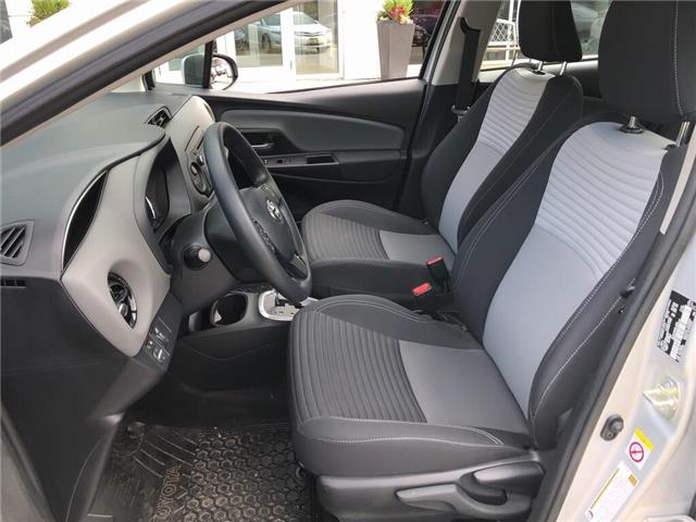 2018 Toyota Yaris LE (Stk: 202025A) in Burlington - Image 12 of 18