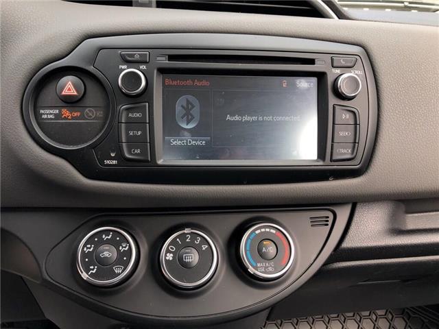 2018 Toyota Yaris LE (Stk: 202025A) in Burlington - Image 15 of 18