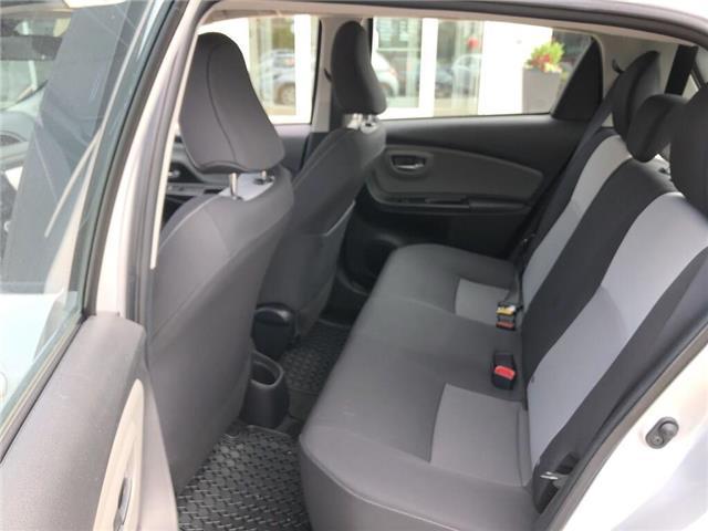 2018 Toyota Yaris LE (Stk: 202025A) in Burlington - Image 16 of 18