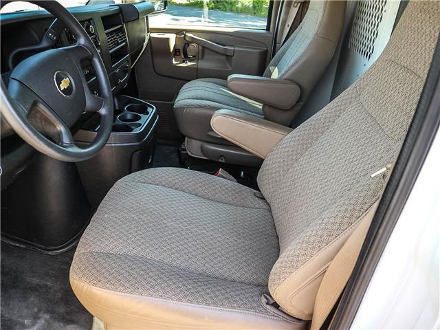 2018 Chevrolet Express 2500 Work Van (Stk: 53144) in Ottawa - Image 10 of 25