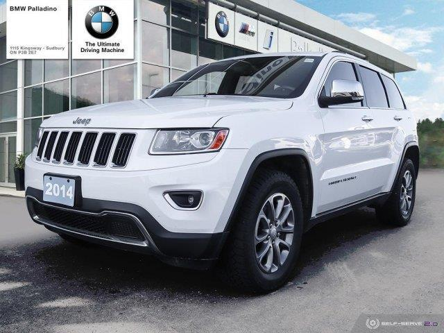 2014 Jeep Grand Cherokee 23H Limited (Stk: 0143A) in Sudbury - Image 1 of 21
