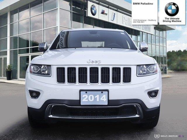 2014 Jeep Grand Cherokee 23H Limited (Stk: 0143A) in Sudbury - Image 2 of 21